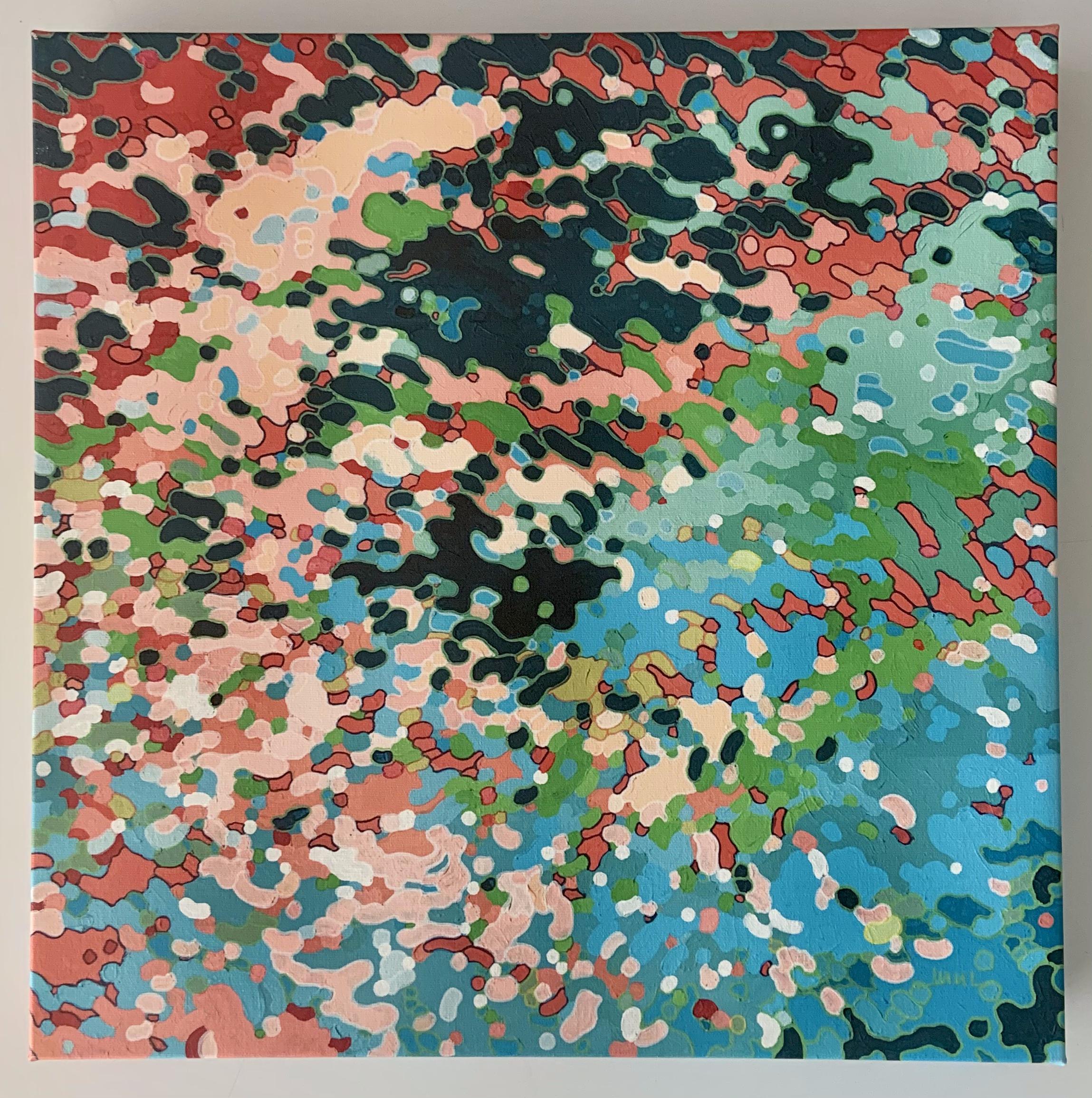 Meandering canvas
