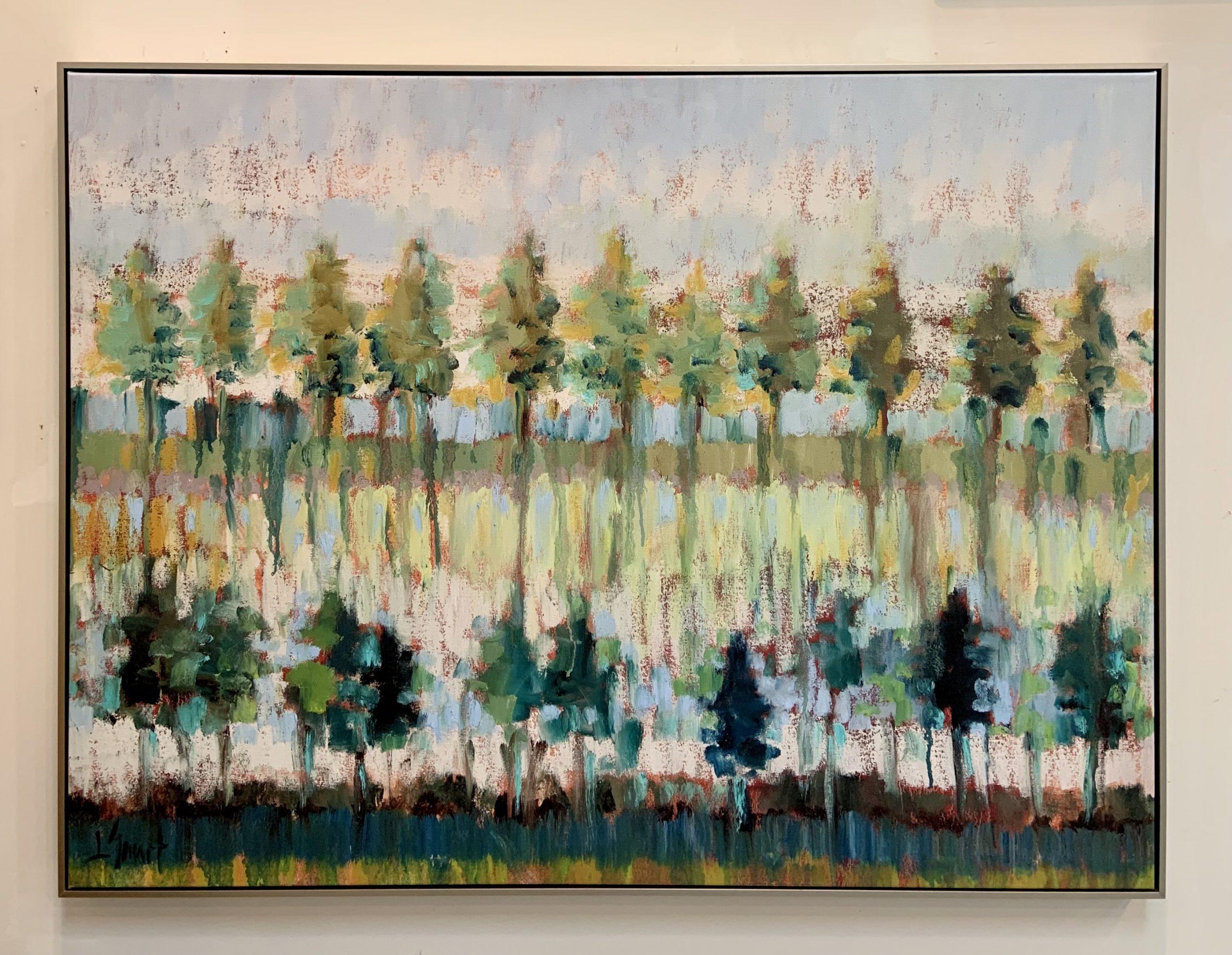 Trees Canvas 12-19