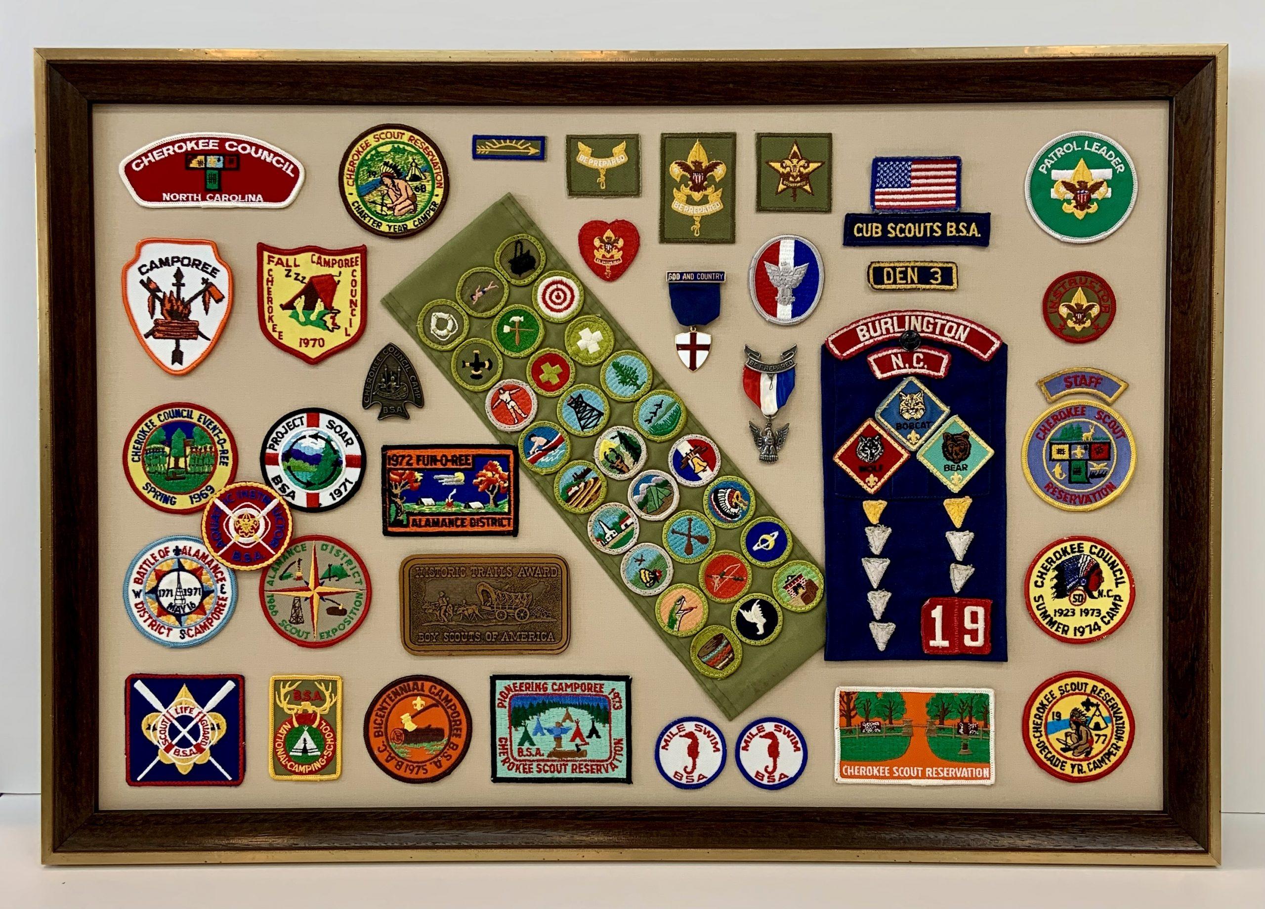 Boy Scouts 5-2020