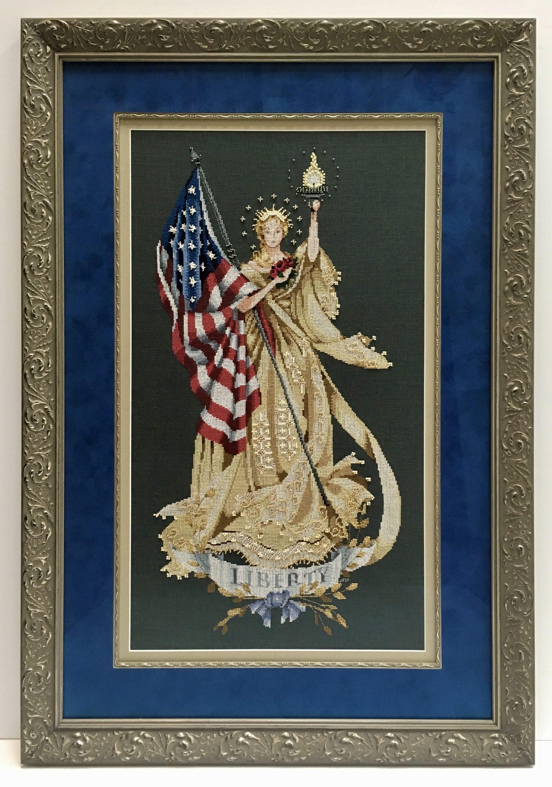 Lady Liberty 9-18